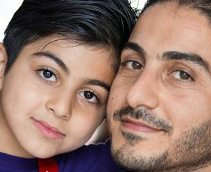 Eenmalige een grote gift doen aan VluchtelingenWerk Nederland