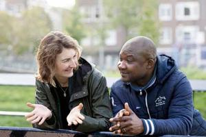 VluchtelingenWerk helpt asielzoekers tijdens de asielprocedure