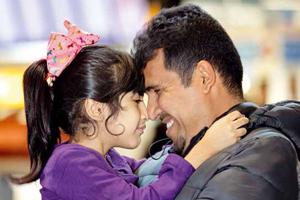 VluchtelingenWerk helpt vluchtelingen met gezinshereniging