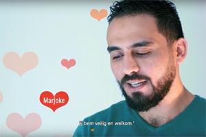 VluchtelingenWerk komt op voor vluchtelingen met een Online Manifest