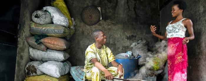 Terugkeer naar Guinee samen koken