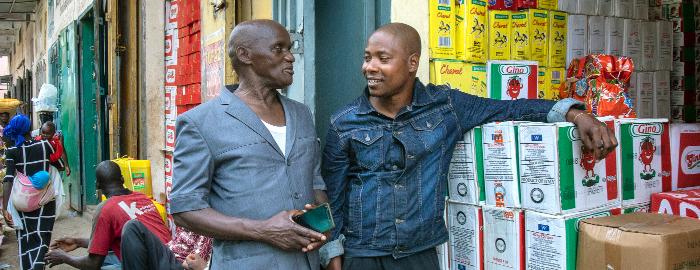 Vrijwillige terugkeer naar land van herkomst Benin