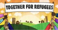 Onze campagne 'Together for Refugees - Home Safe Home'