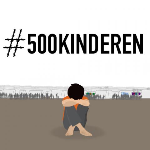 Teken de petitie #500kinderen