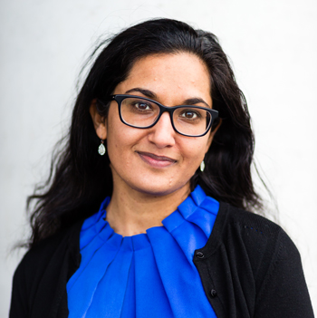 Sadhia Rafi is programmamanager van de Commissie Strategisch Procederen