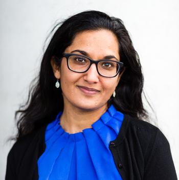 Sadhia Rafi is programmamanager van de Commissie Strategisch Procederen