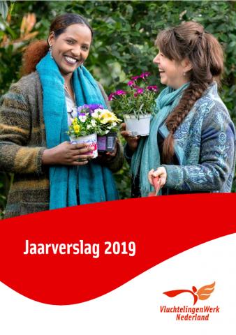 Publieksjaarverslag VluchtelingenWerk 2019